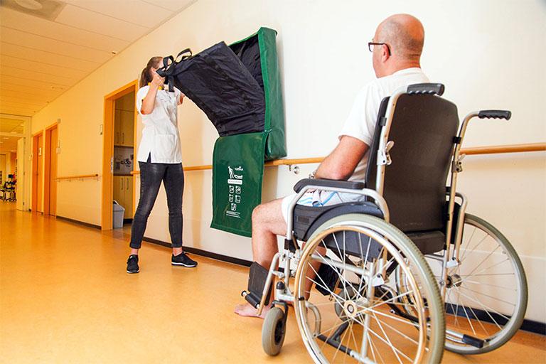 Evacuation Aids For Rescuing Bedridden Patients