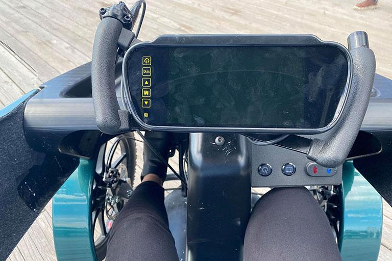 CityQ Car-Like Pedal Assistant Ebike