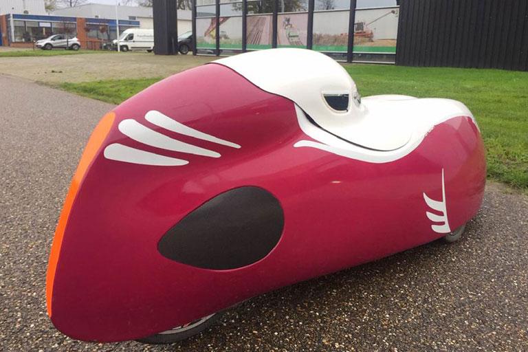 The Fastest Velomobile