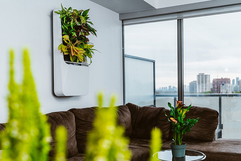 Respira A Smart Air-Purifying Garden That Brings Nature Indoors!