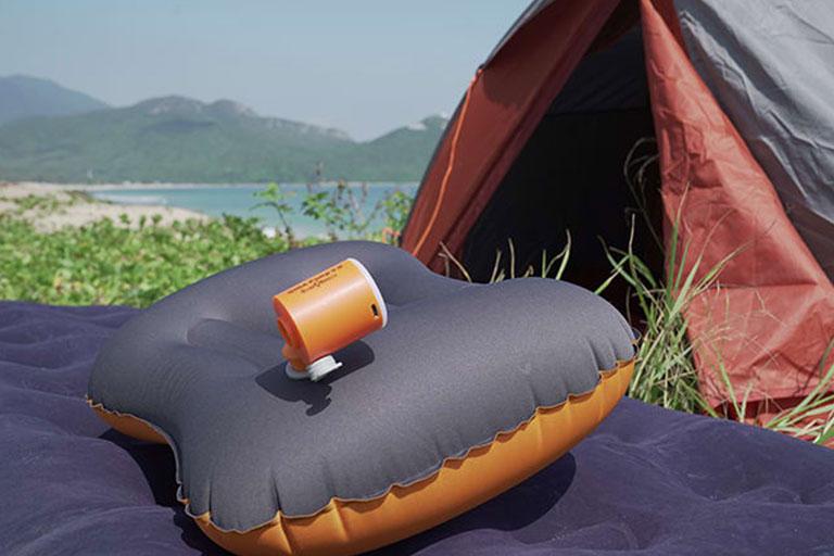 GIGA Pump2 | A Portable Air / Vacuum Pump For Outdoor Activities!