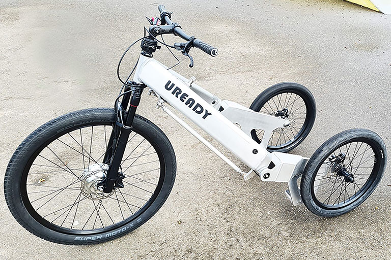 Meet uready E-Trike