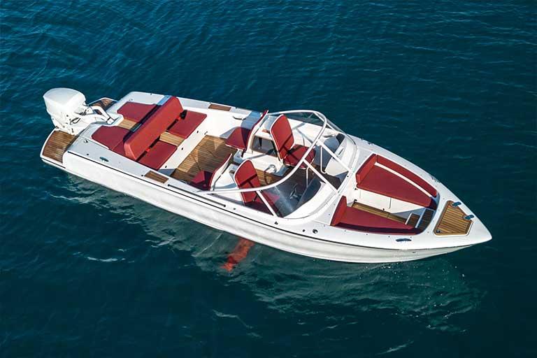 Candela C-7 - A Hydrofoil Electric Boat