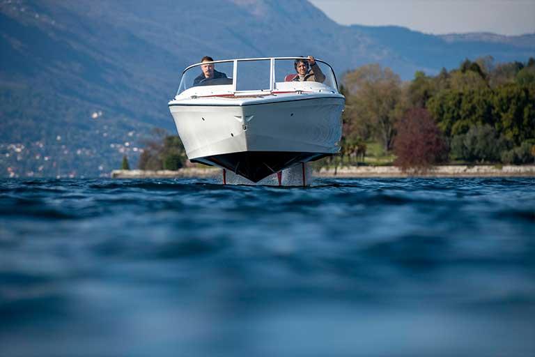 carbon fiber flying boat